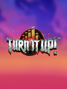 turn it up videoslot push gaming