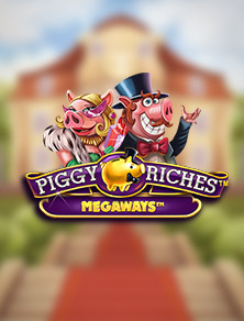piggy riches megaways videoslot red tiger