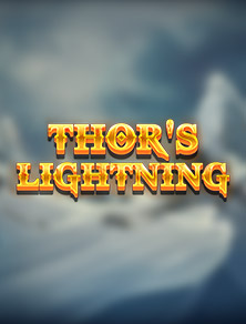thor's lightning videoslot red tiger