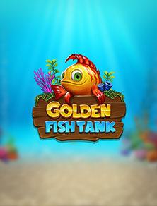 golden fish tank videoslot yggdrasil