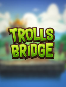 trolls bridge videoslot yggdrasil