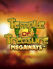Temple of Treasure Megaways Blueprint Gaming