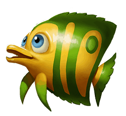 golden fish tank symbol video slot yggdrasil