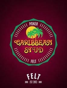 caribbean stud videsoslot felt