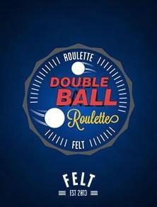 double ball roulette videsoslot felt