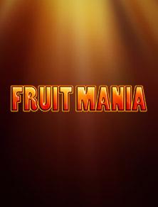 fruit mania videsoslot gamomat