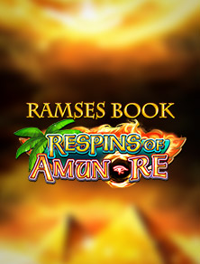 ramses book respins of amun re videsoslot gamomat