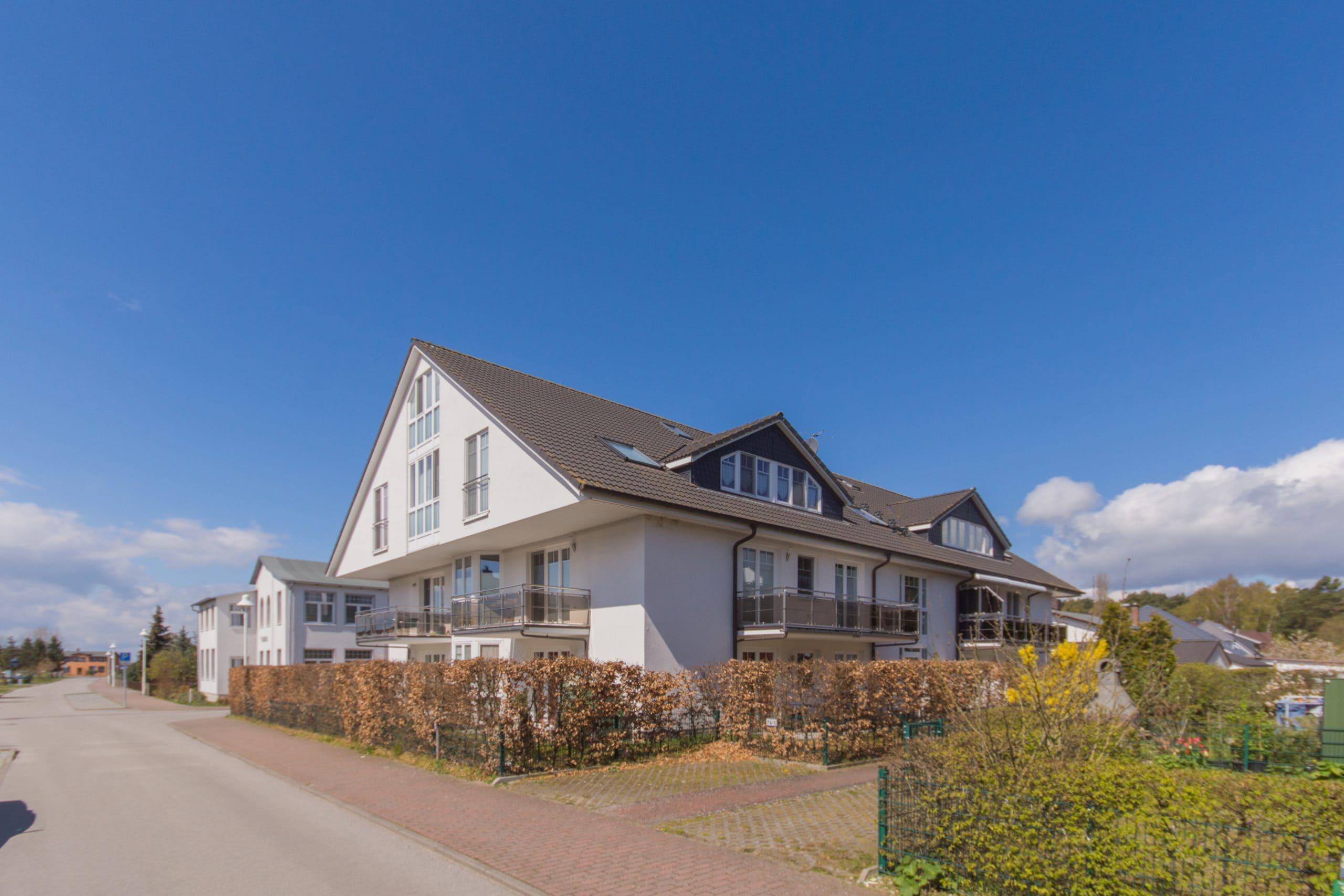 Ferienwohnungen in Thiessow