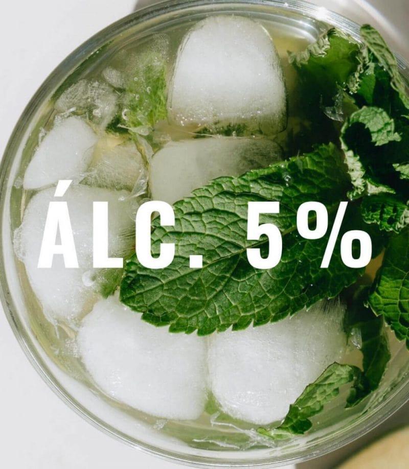 Álc. 5% Vol