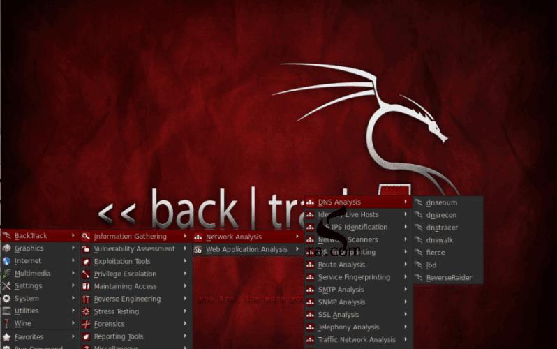 Backtrack 5 Yayınlandı!