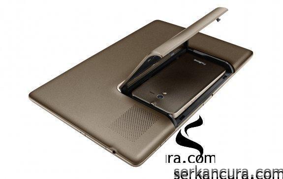 ASUS Padfone: Telefon, Tablet ve Netbook Bir Arada