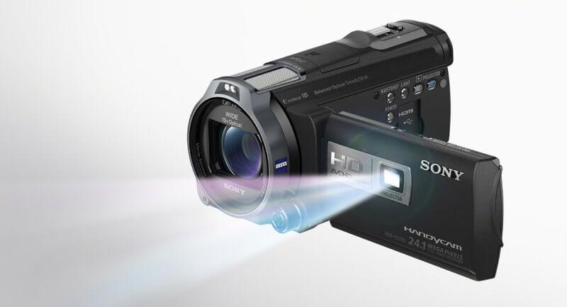 Sony Handycam'le Her Yüzey Bir Sinema Perdesine Dönüşüyor!