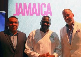 Jamaica Tourist Board Serves Aces at Citi Taste of Tennis New York