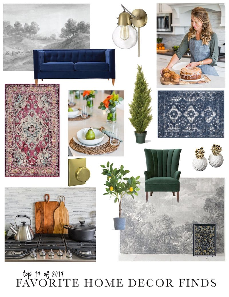 Favorite Home Decor Finds