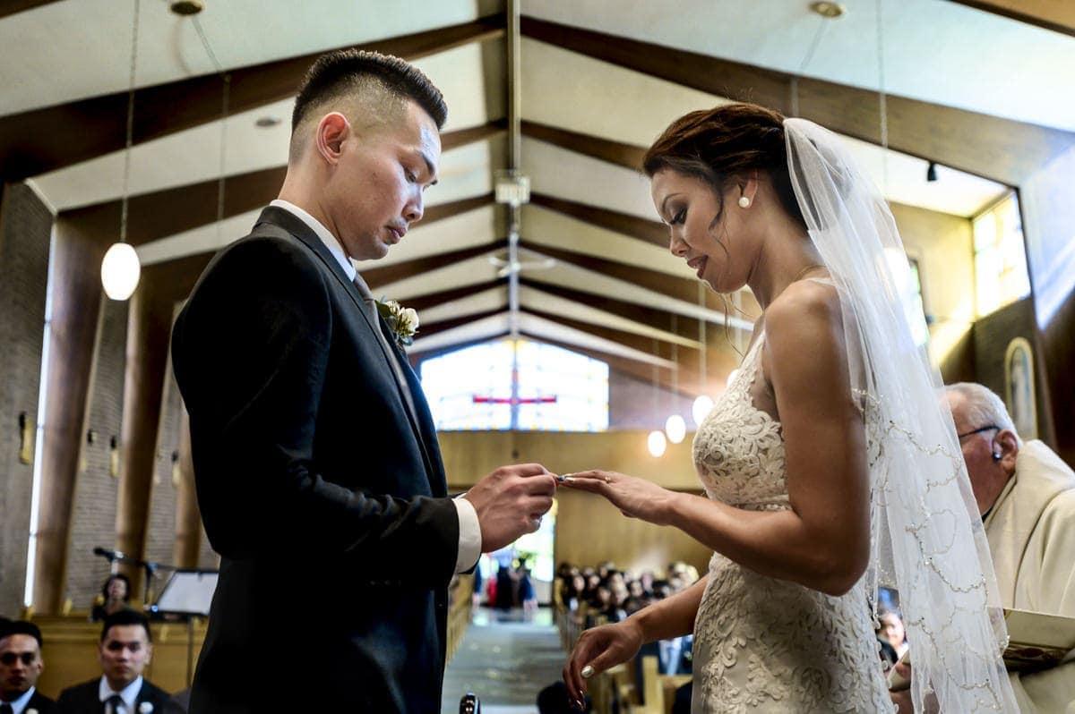 St. Joesph the Worker Parish Wedding-41