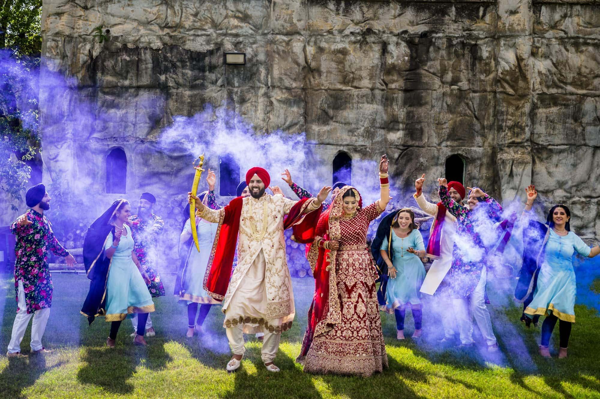 Indian Tent Wedding-100