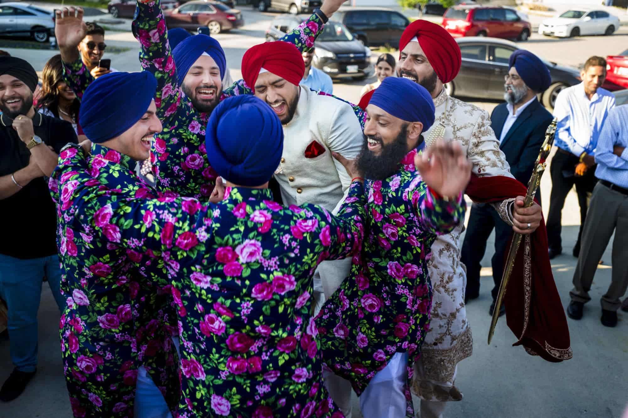 Indian Tent Wedding-107