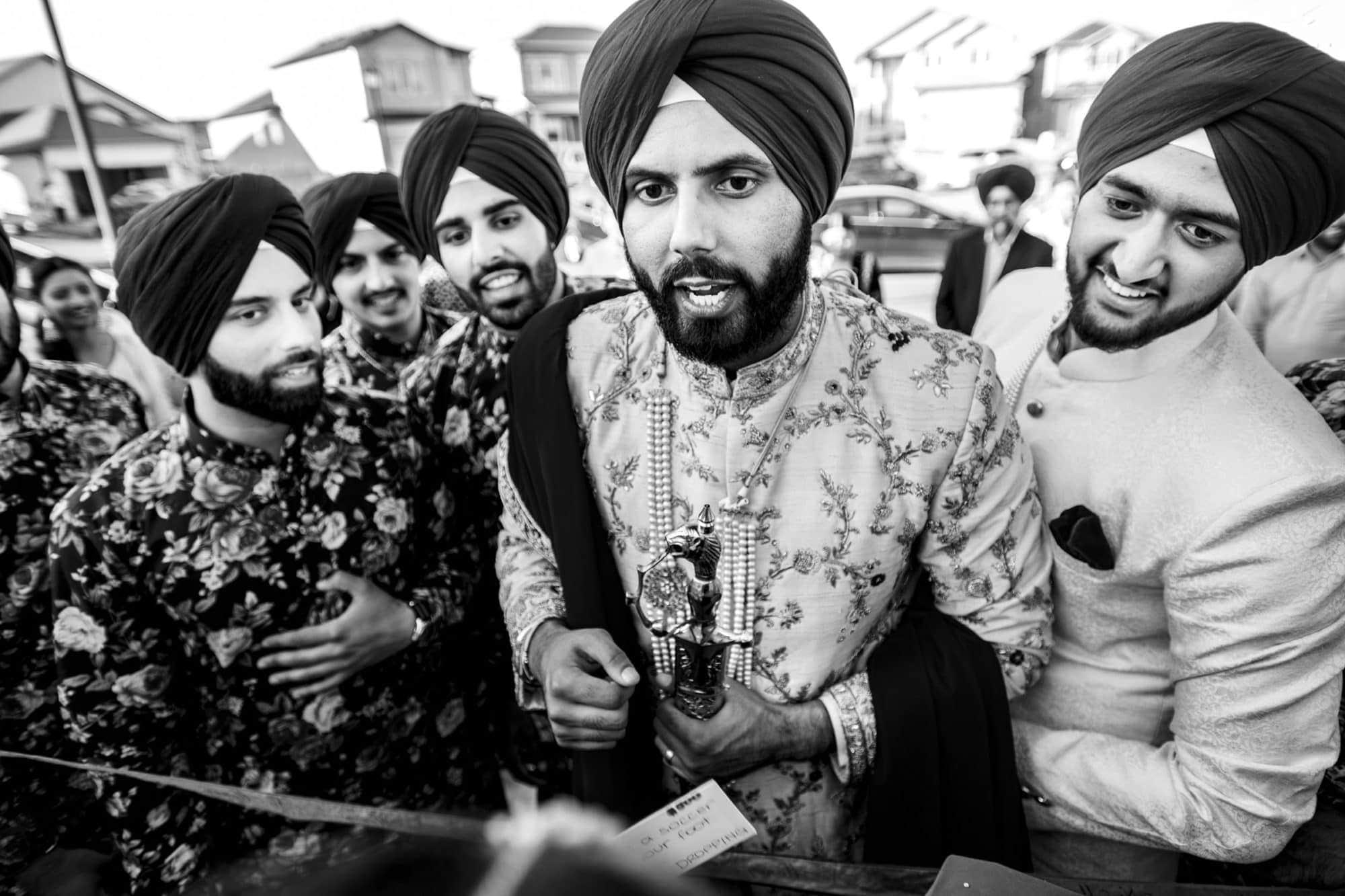 Indian Tent Wedding-108