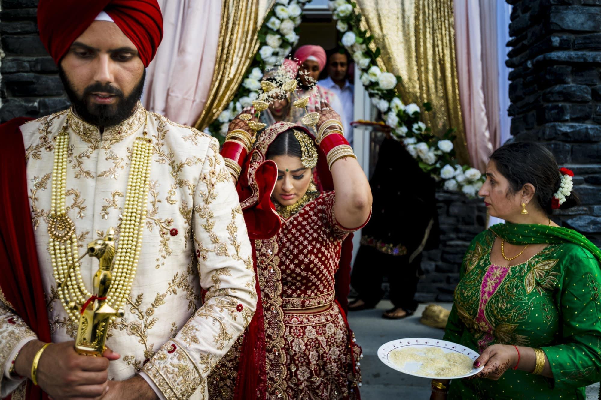 Indian Tent Wedding-111