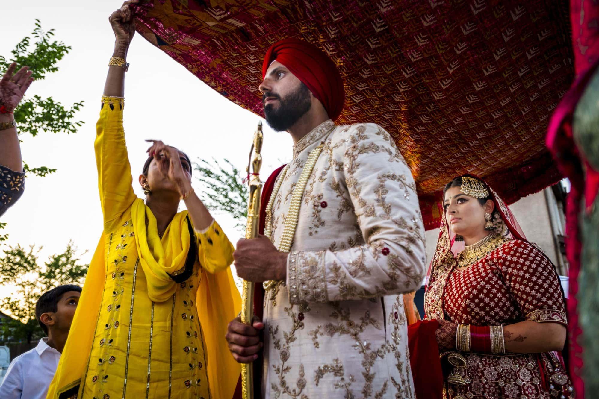 Indian Tent Wedding-118