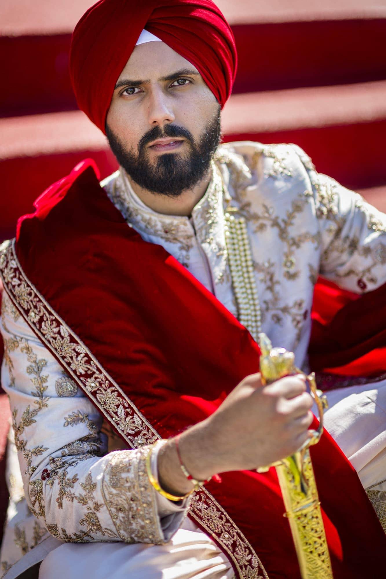 Indian Tent Wedding-88
