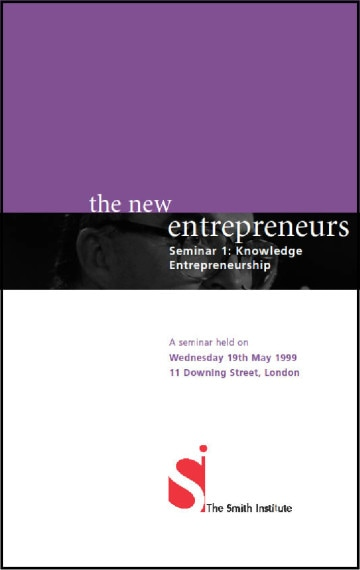 Knowledge Entrepreneurship