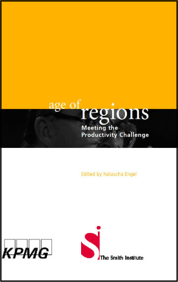 Age of Regions: Meeting the UK Productivity Challenge