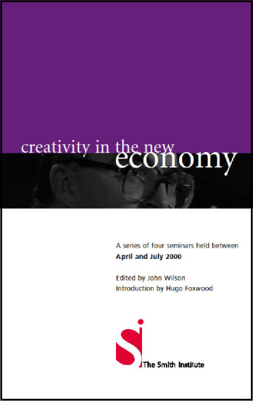Creativity in the New Economy: A series of four seminars