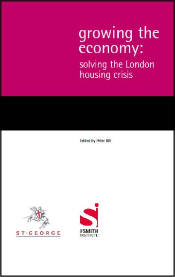 Growing the Economy: Solving the London Housing Crisis