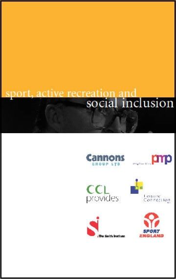 Sports, Active Recreation and Social Inclusion