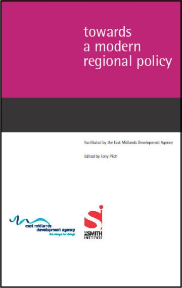 Towards a Modern Regional Policy