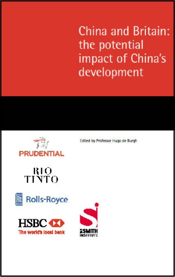China and Britain: The Potential Impact of China's Development