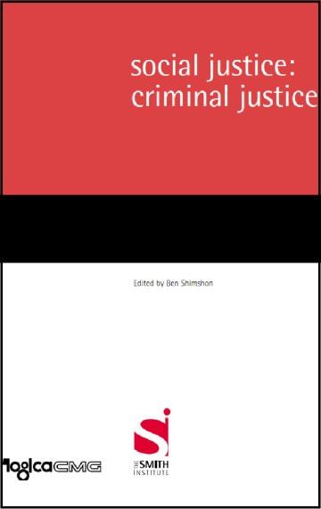 Social Justice: Criminal Justice