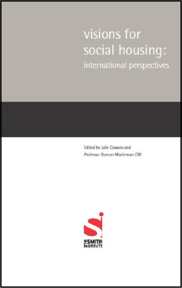 Visions for Social Housing: International perspectives