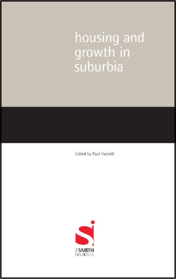 Housing and Growth in Suburbia