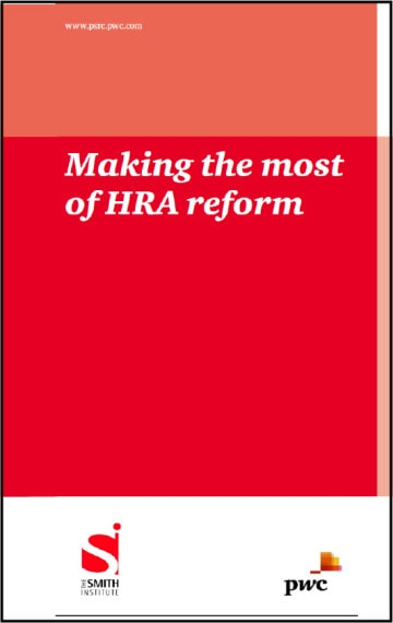 Making the Most of HRA Reform