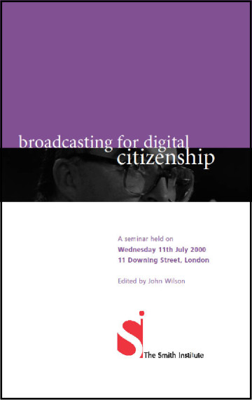 Broadcasting for Digital Citizenship