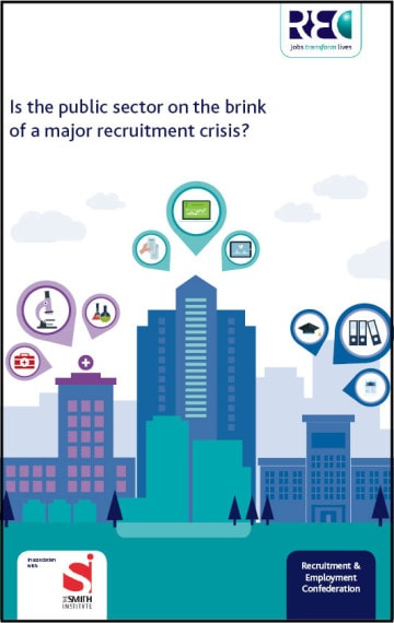 Is the public sector on the brink of a major recruitment crisis?