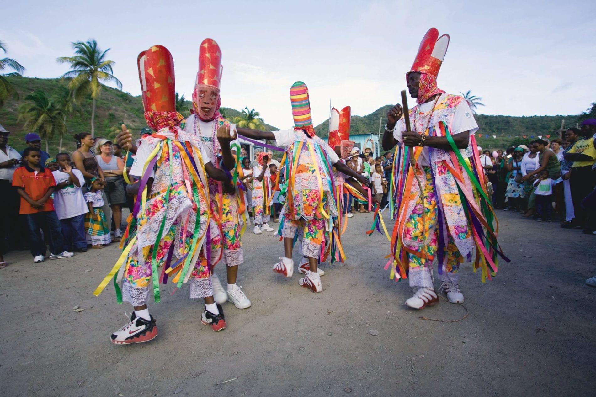 St Patricks Day on Montserrat