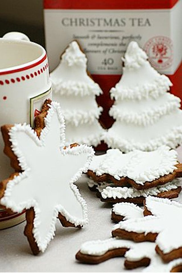 Lovely Christmas Decorated Cookies
