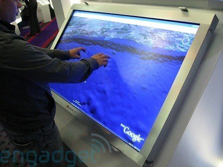 Tableau Interactif Philips Multitouch