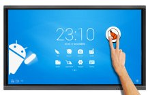 SpeechiTouch giant touch screens – The strengths of interactive screens