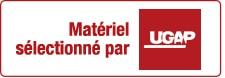 matériel sélectionné par ugap