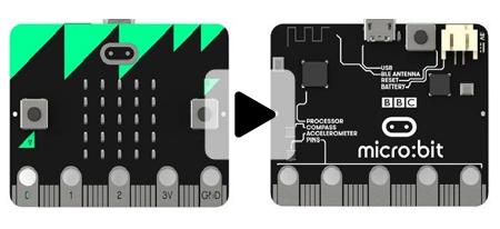robotique programmable micro-bit