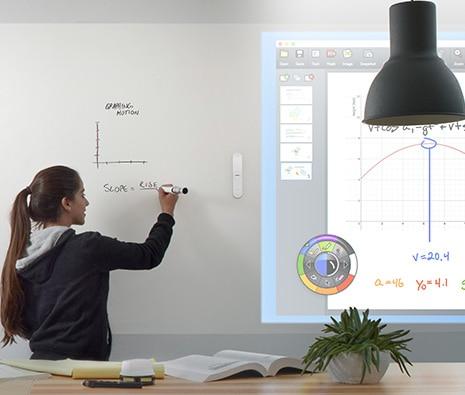 tableau blanc interactif école numérique éducatif
