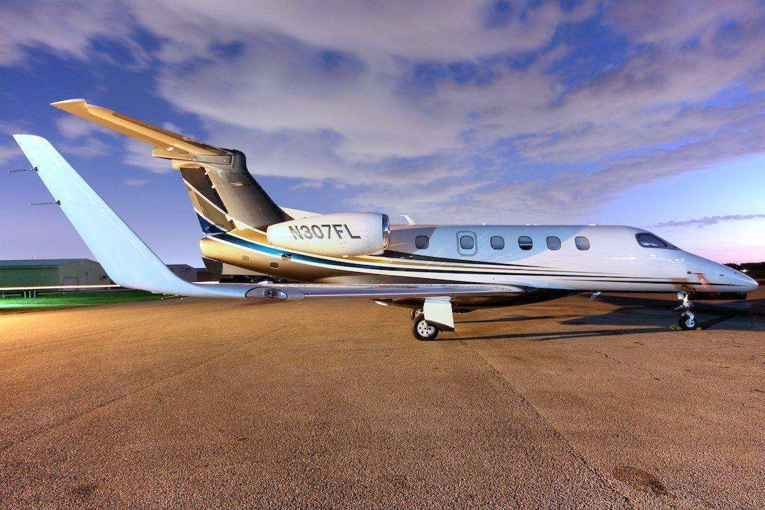 Light Private Jet Charters