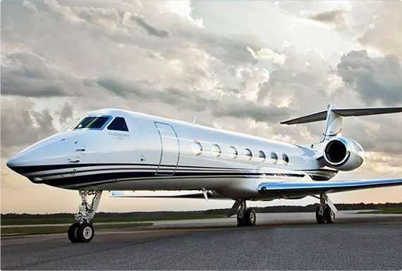 Heavy Private Jet Charters