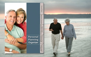 personal planning organiser