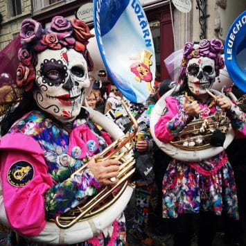 Fasnacht/ Carnival in Switzerland (EN)