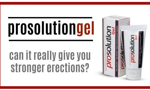 [2020] Prosolution Gel Review: Results, Pros and Cons